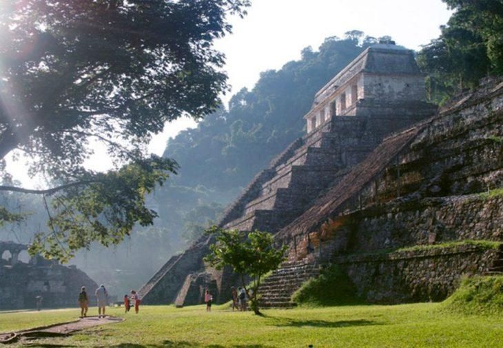 Tuxtla - Palenque, Agua Azul, Misol Ha