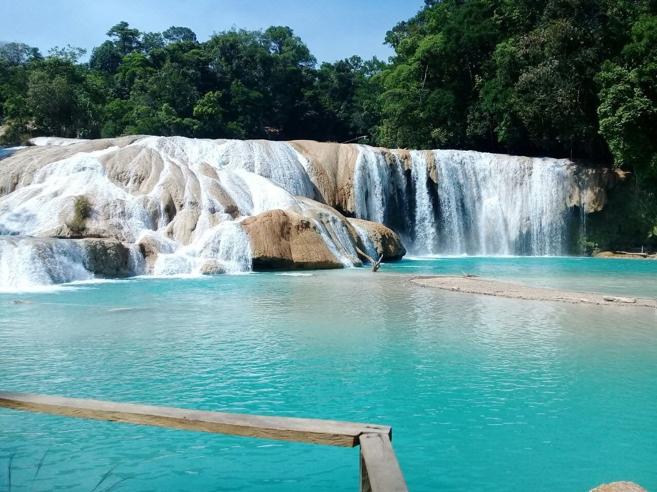 Palenque, A. Azul, MisolHa, Sn Cristobal