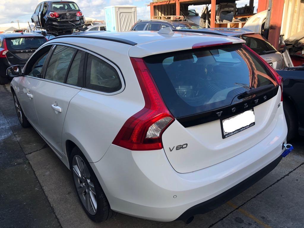 Volvo V60 2011