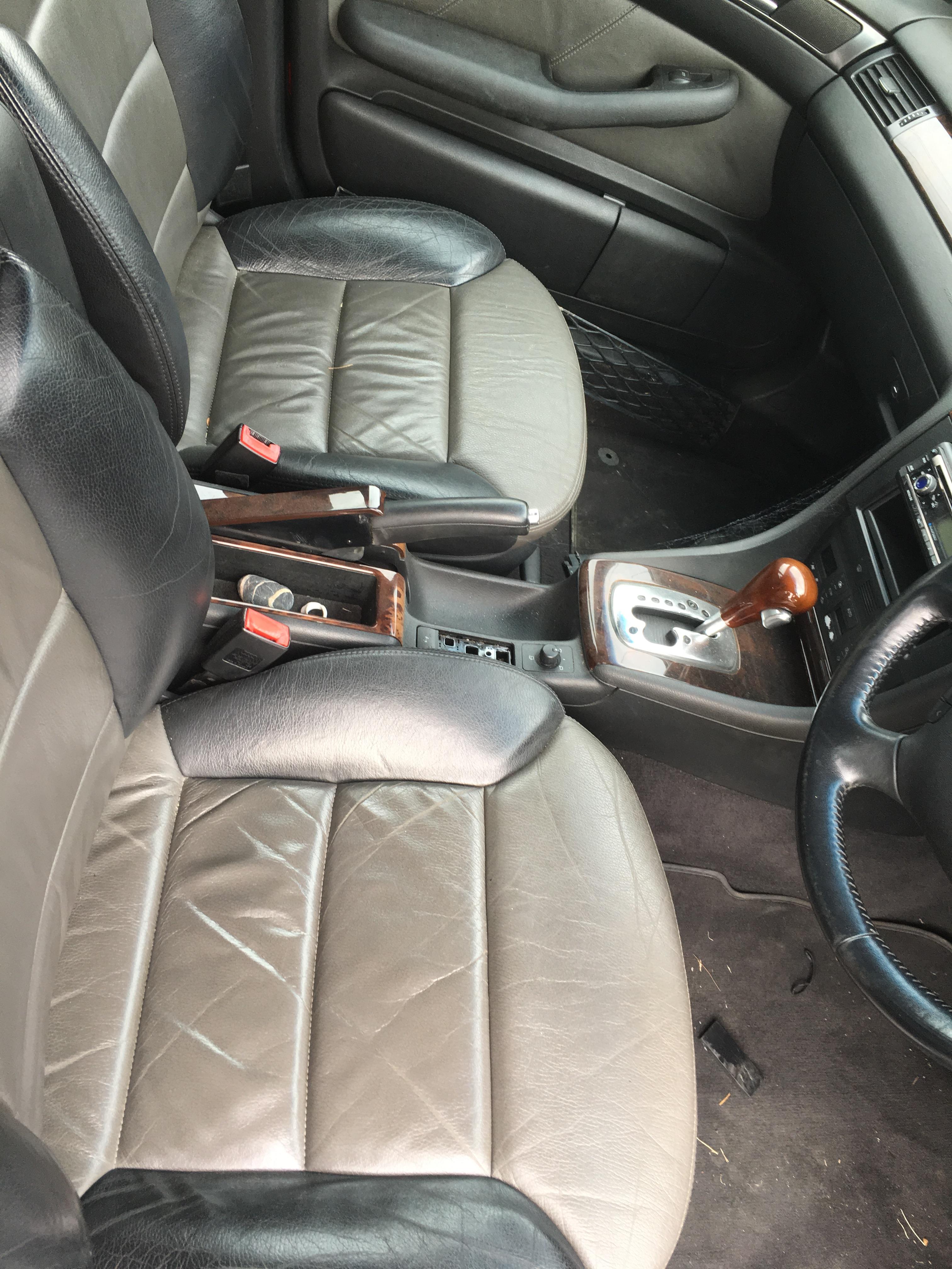 Audi Allroad 2003