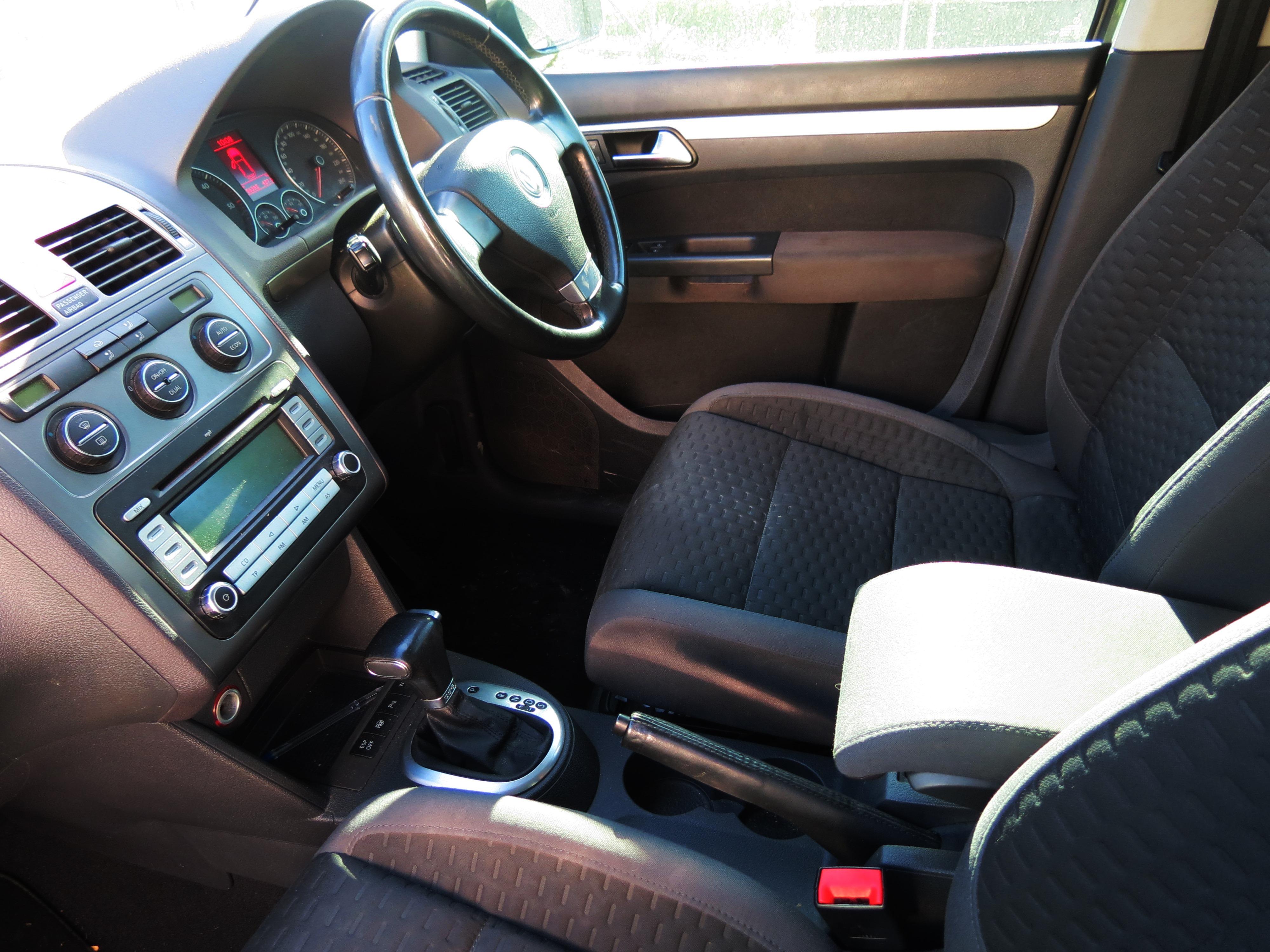 VW Touran 2007 2.0 Tdi