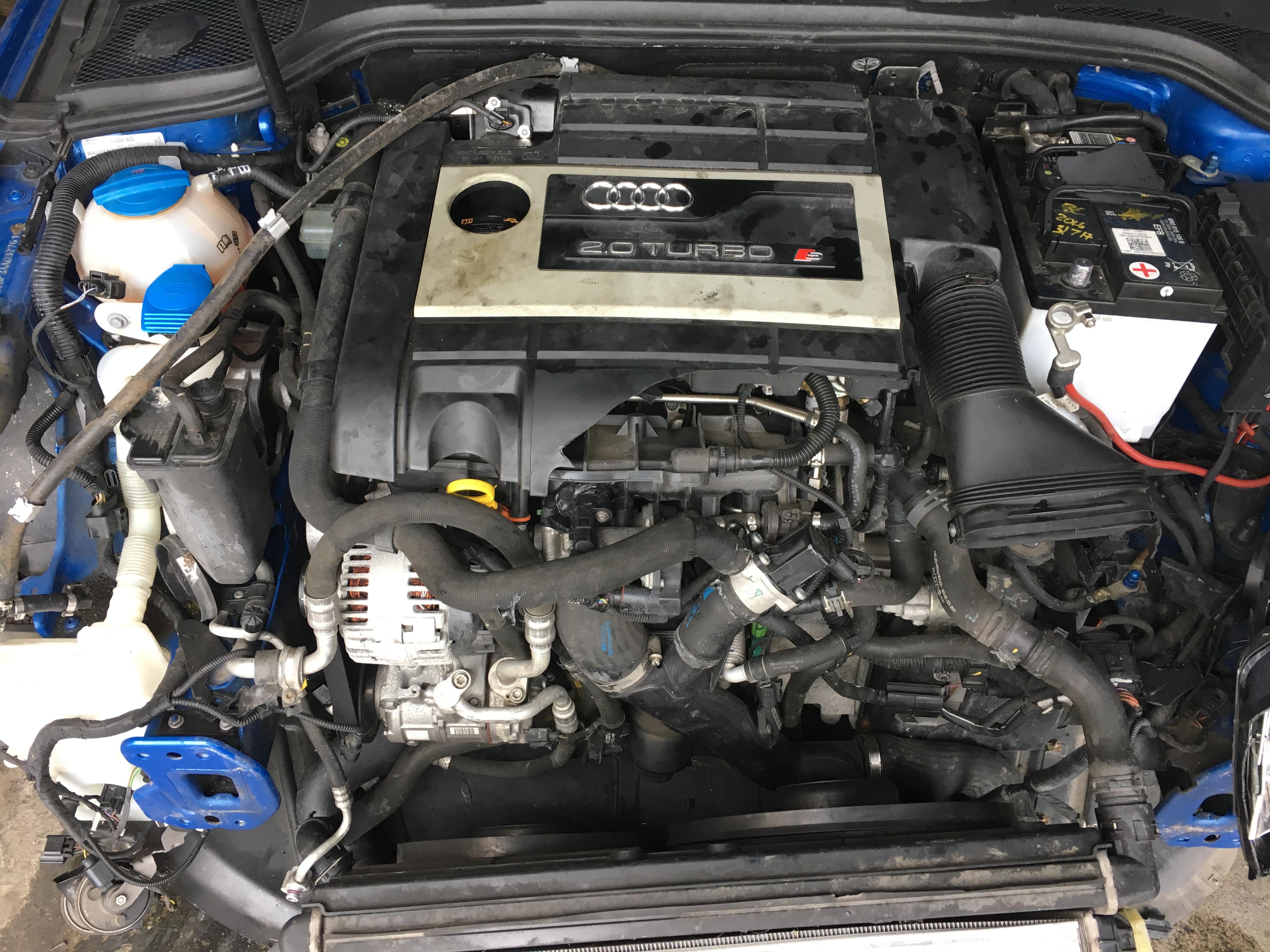 Audi S3 CDL Engine