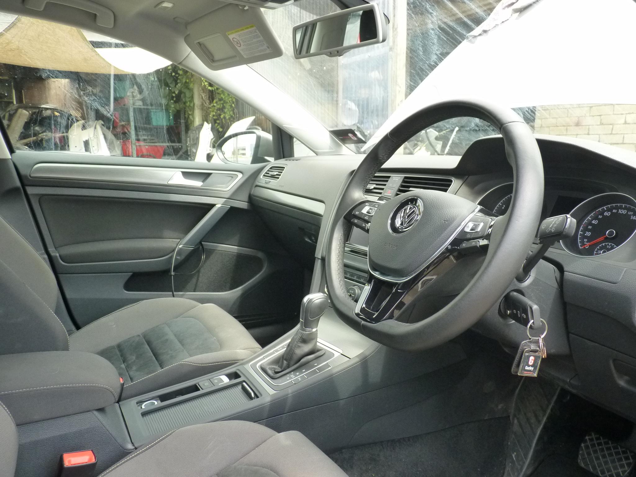 VW Golf 7 2014