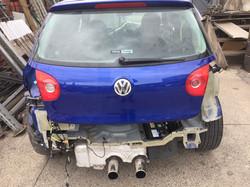 VW Golf 5 2009 R32