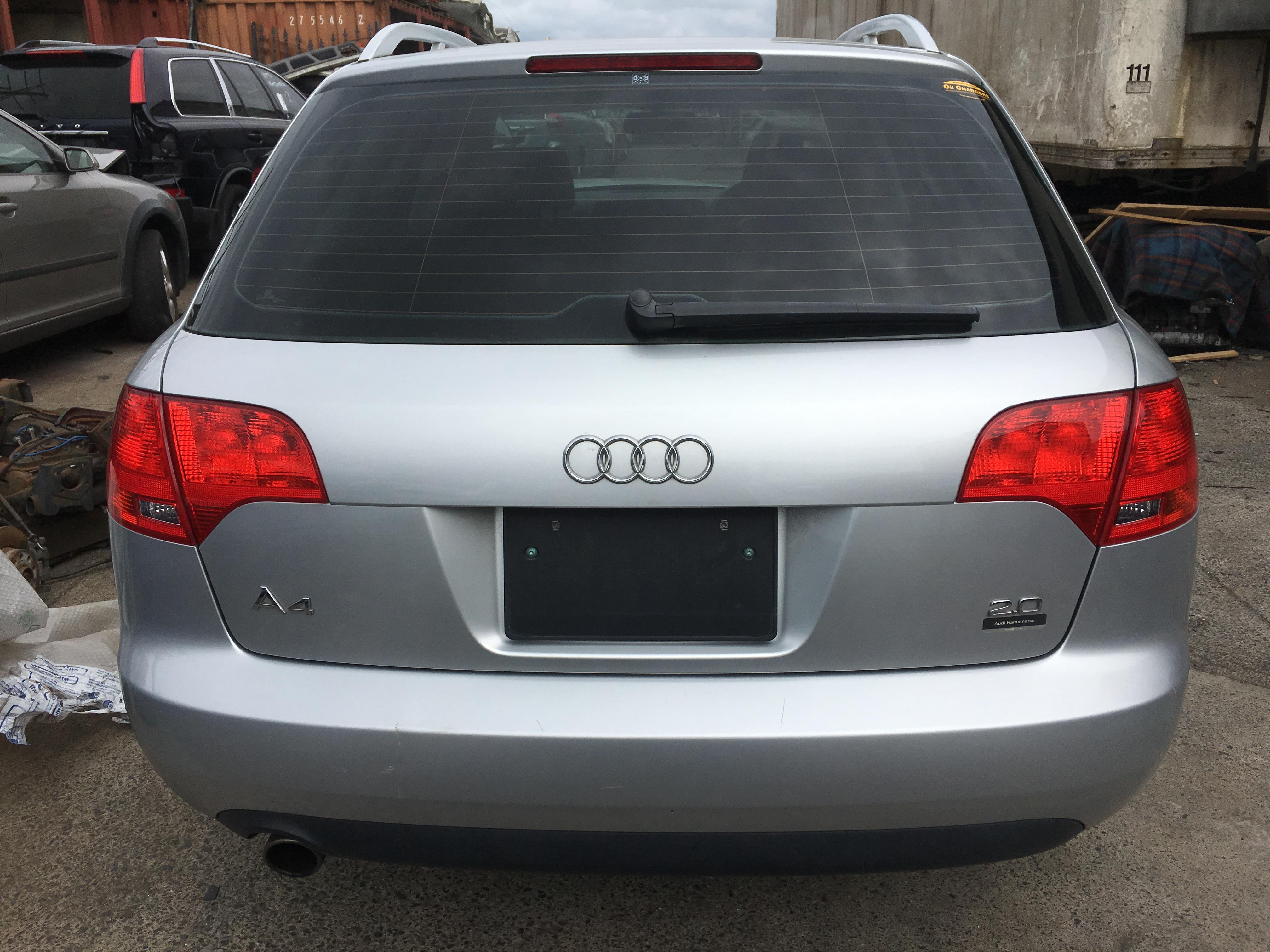 Audi A4 2005 Wagon