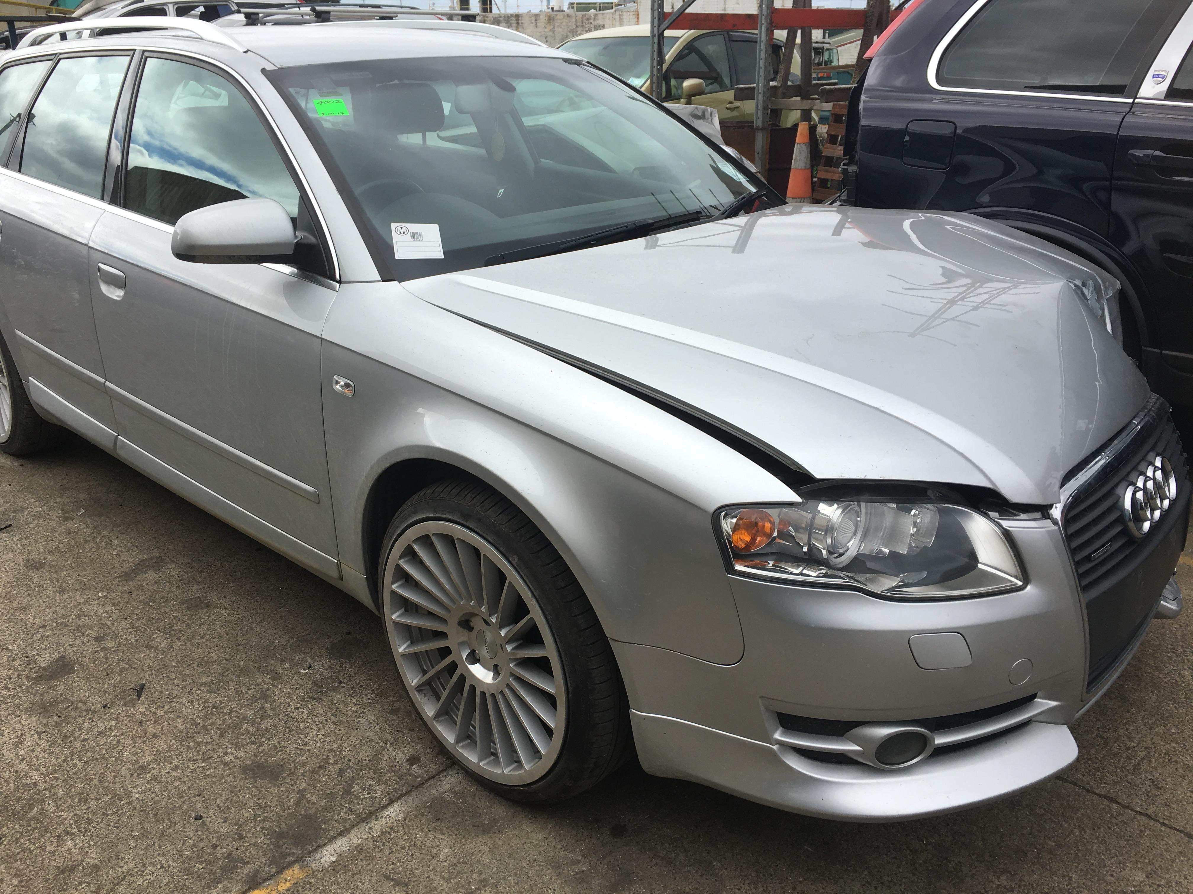 Audi A4 Advant 2005 2.0