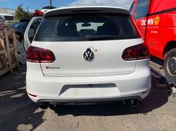 VW Golf 2009