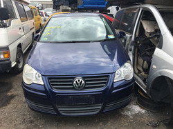 VW Polo 2008