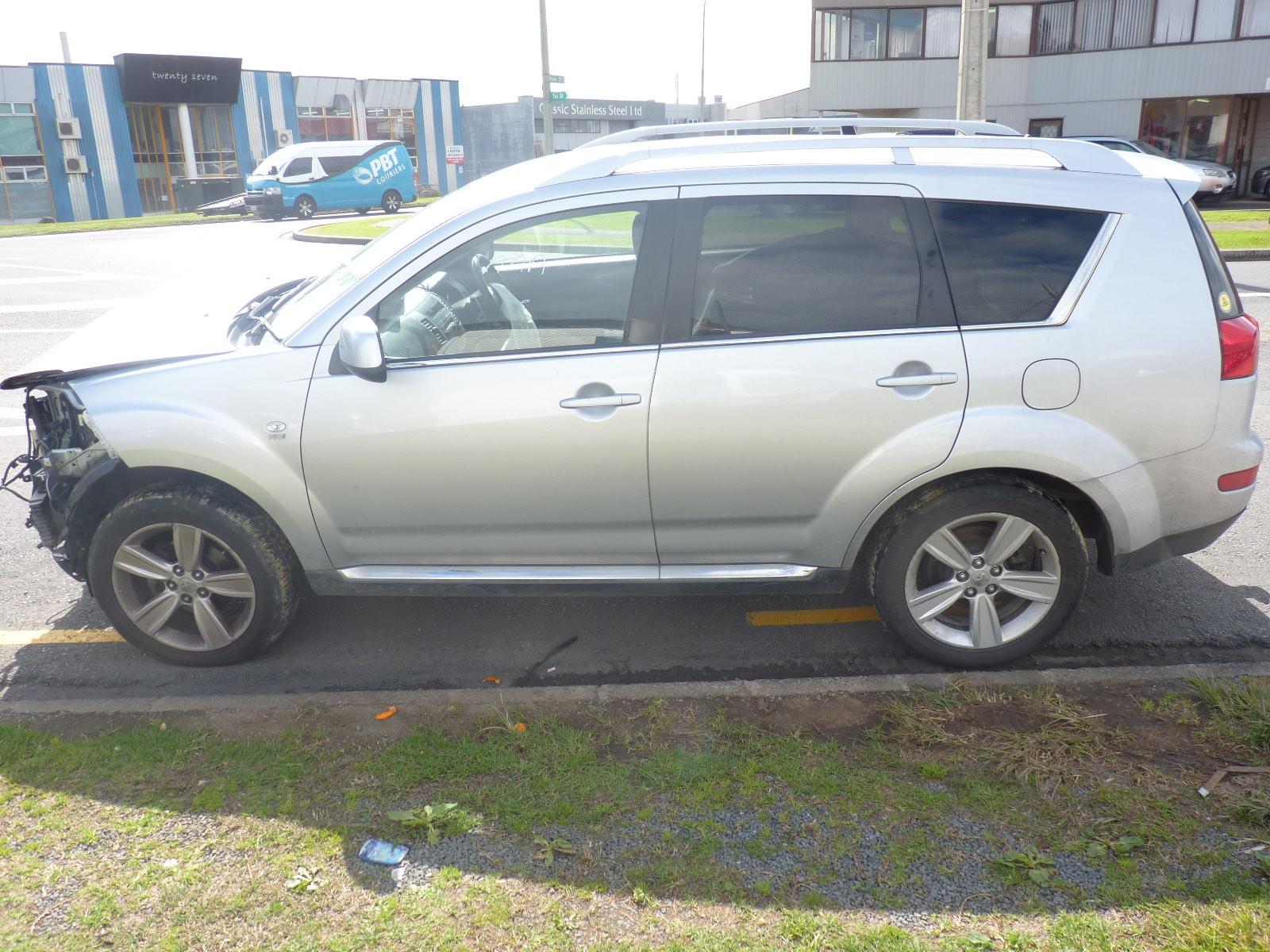 Peugeot 4007 2010