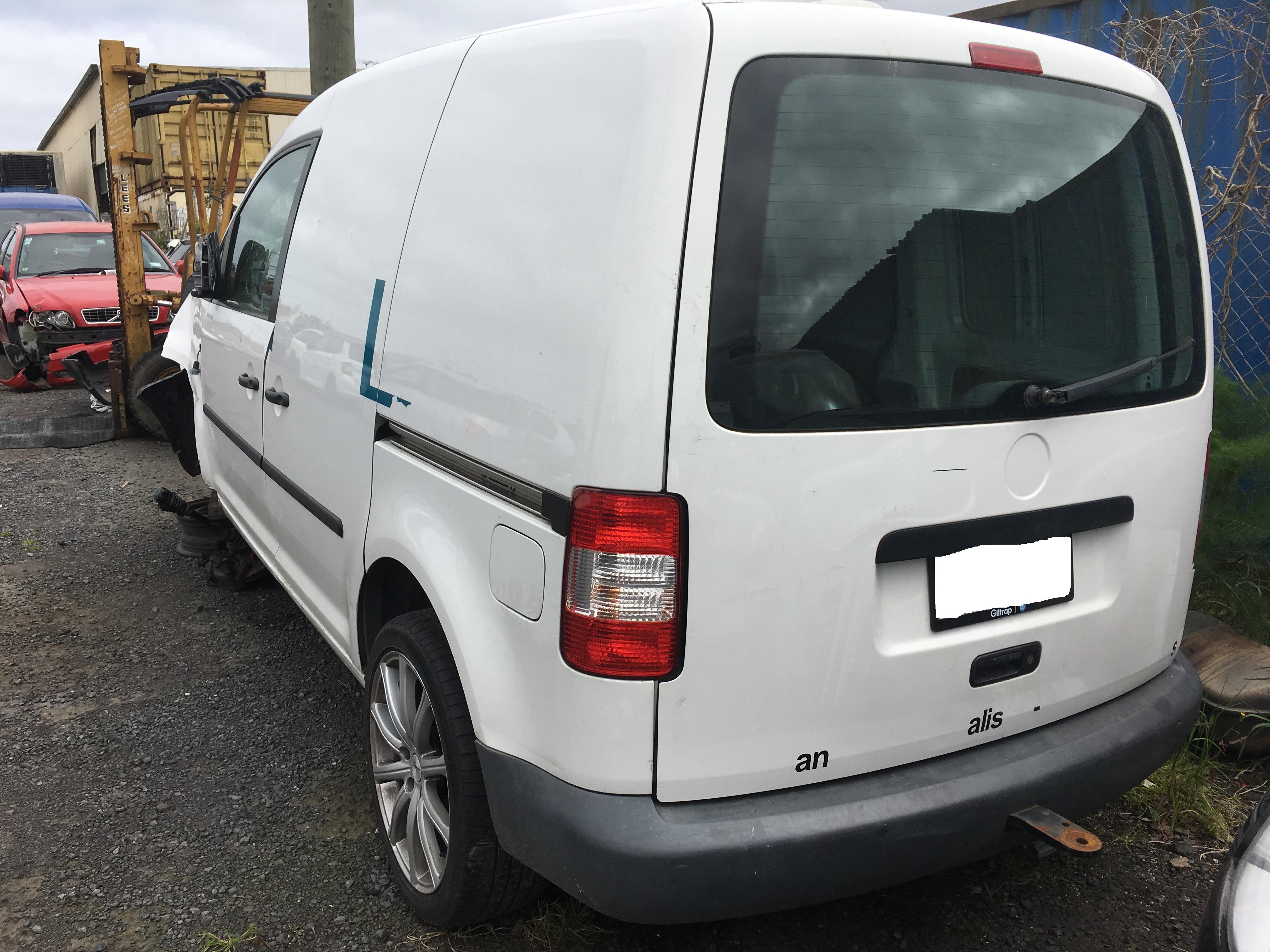 VW Caddy 2006