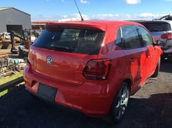 VW Polo Cross 2010 Gti