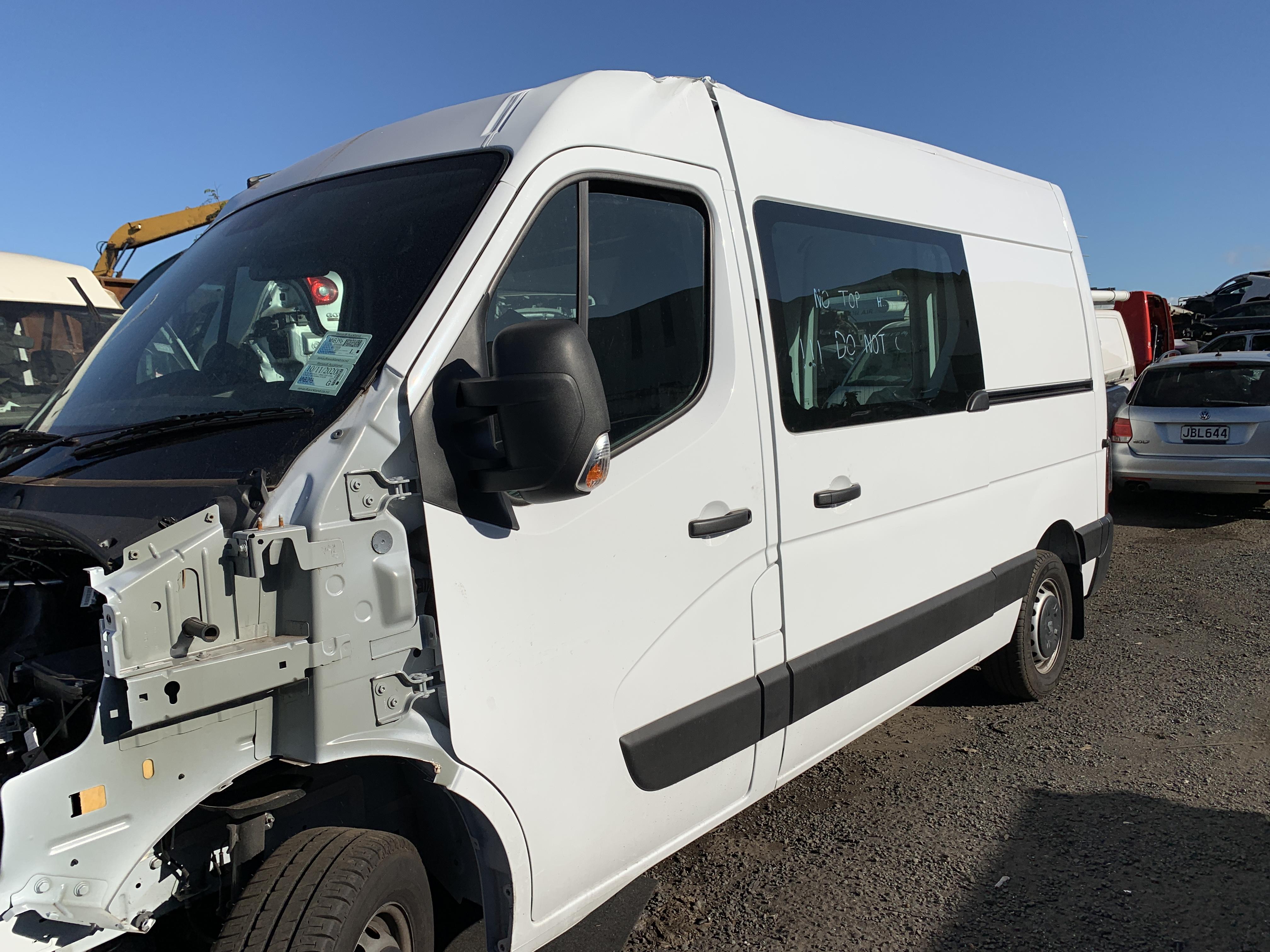Renault Master 2019