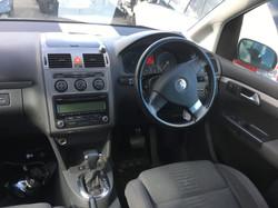VW Touran 2008 1.4 Tsi