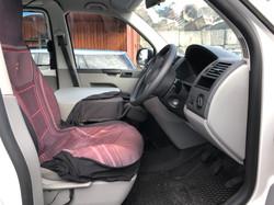 VW T5 Transporter 2013