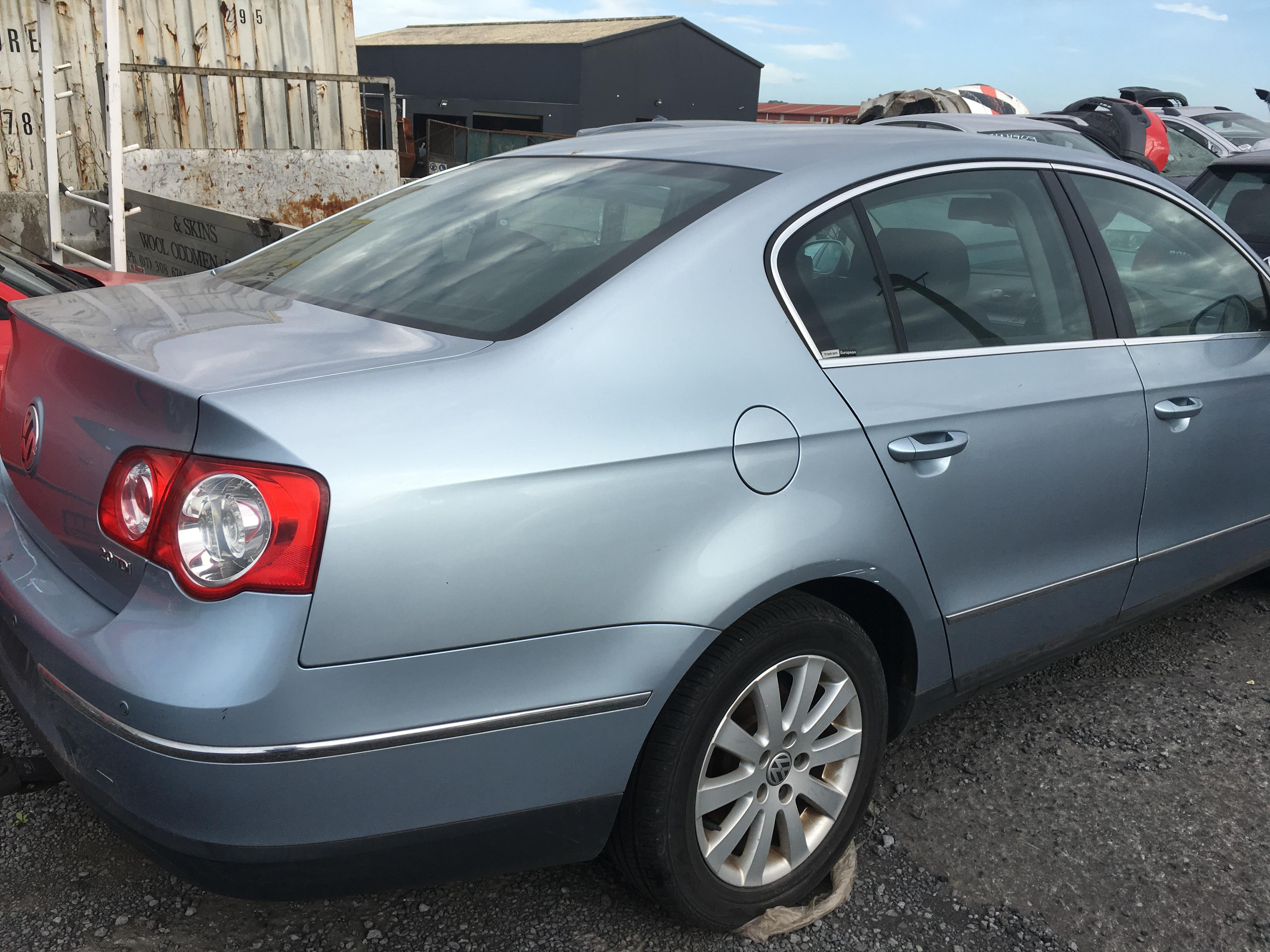 VW Passat 2005