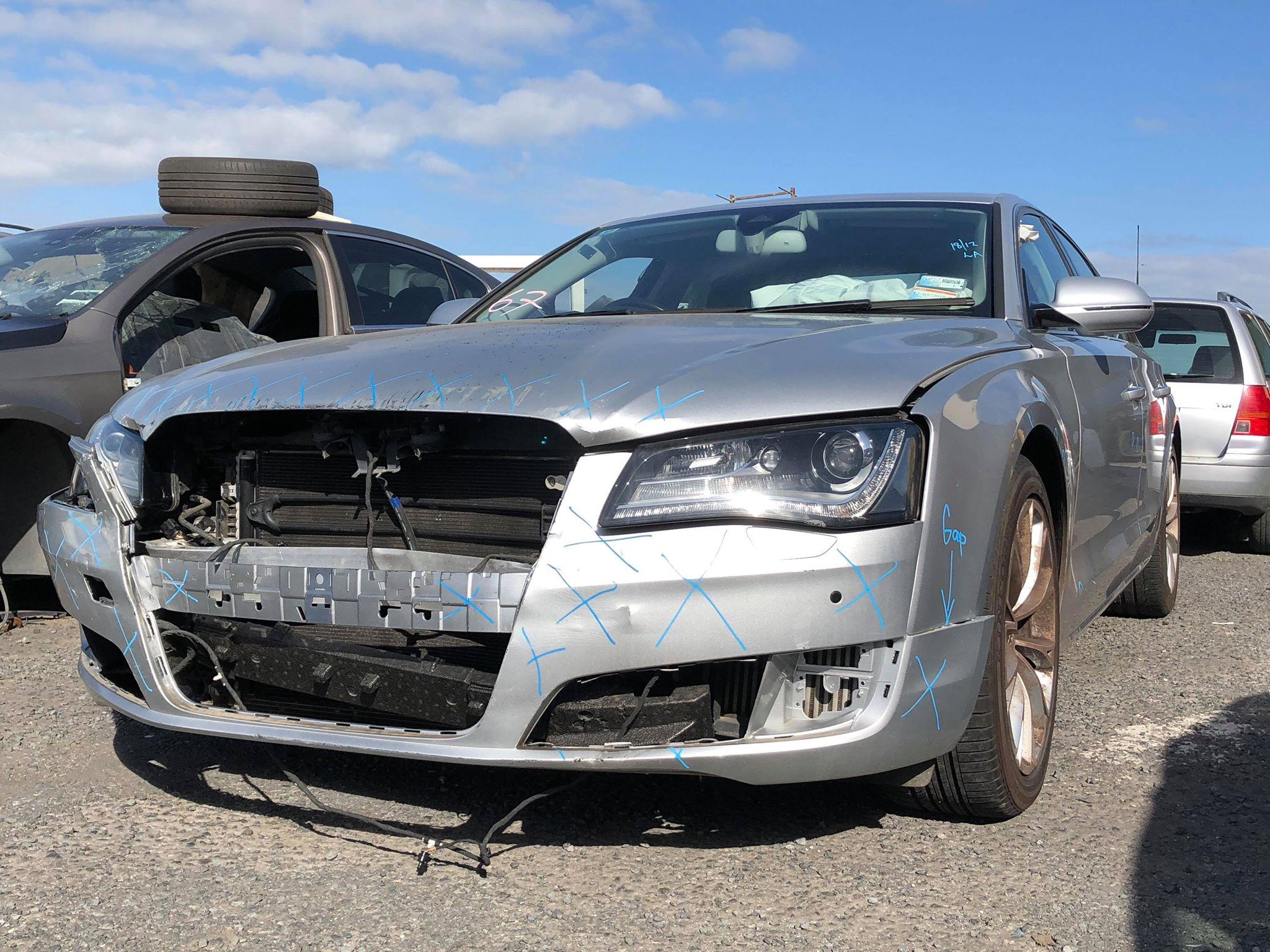 Audi A8 2011