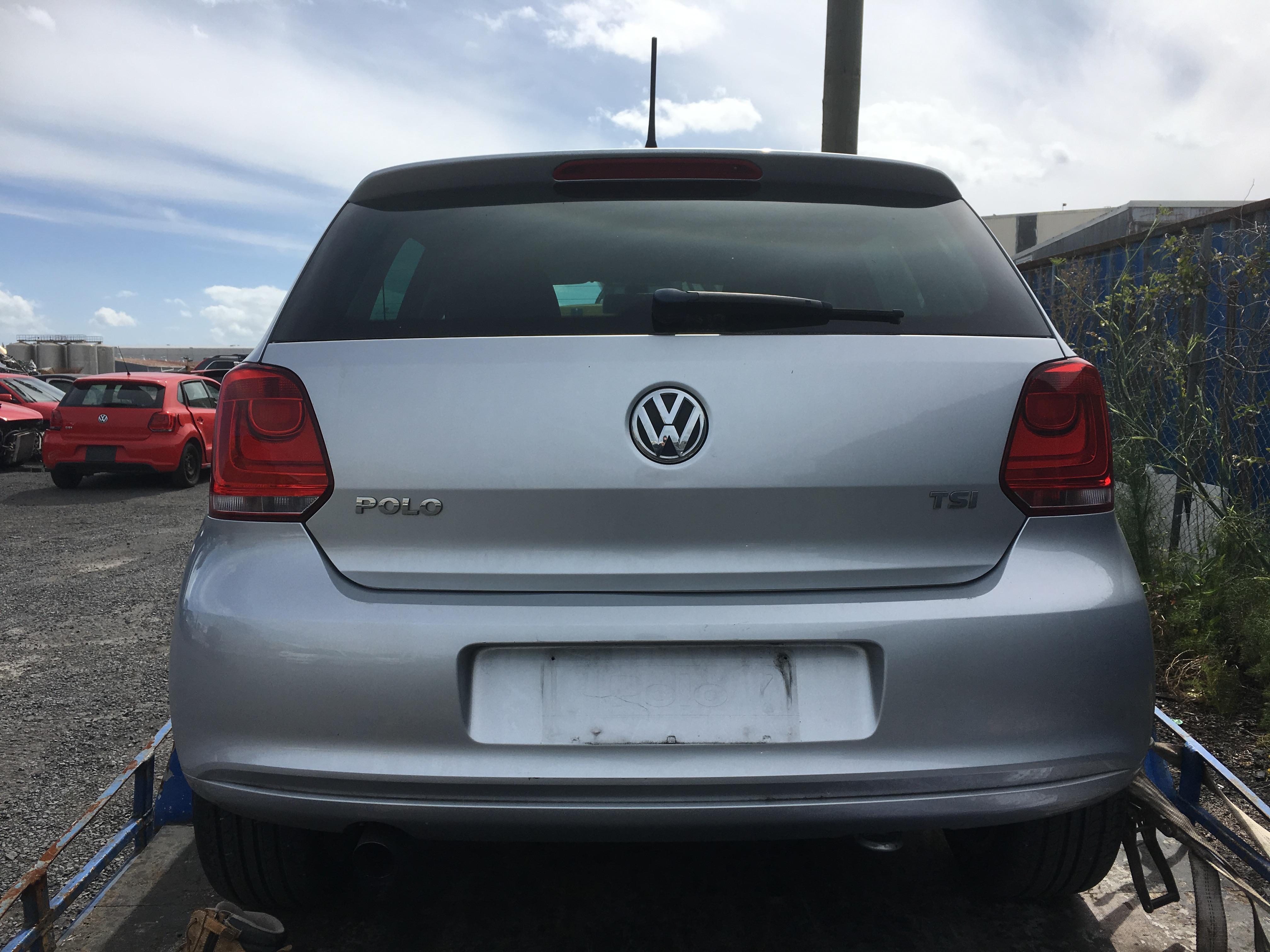 VW Polo 2012 6R