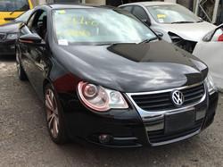 VW Eos 2009