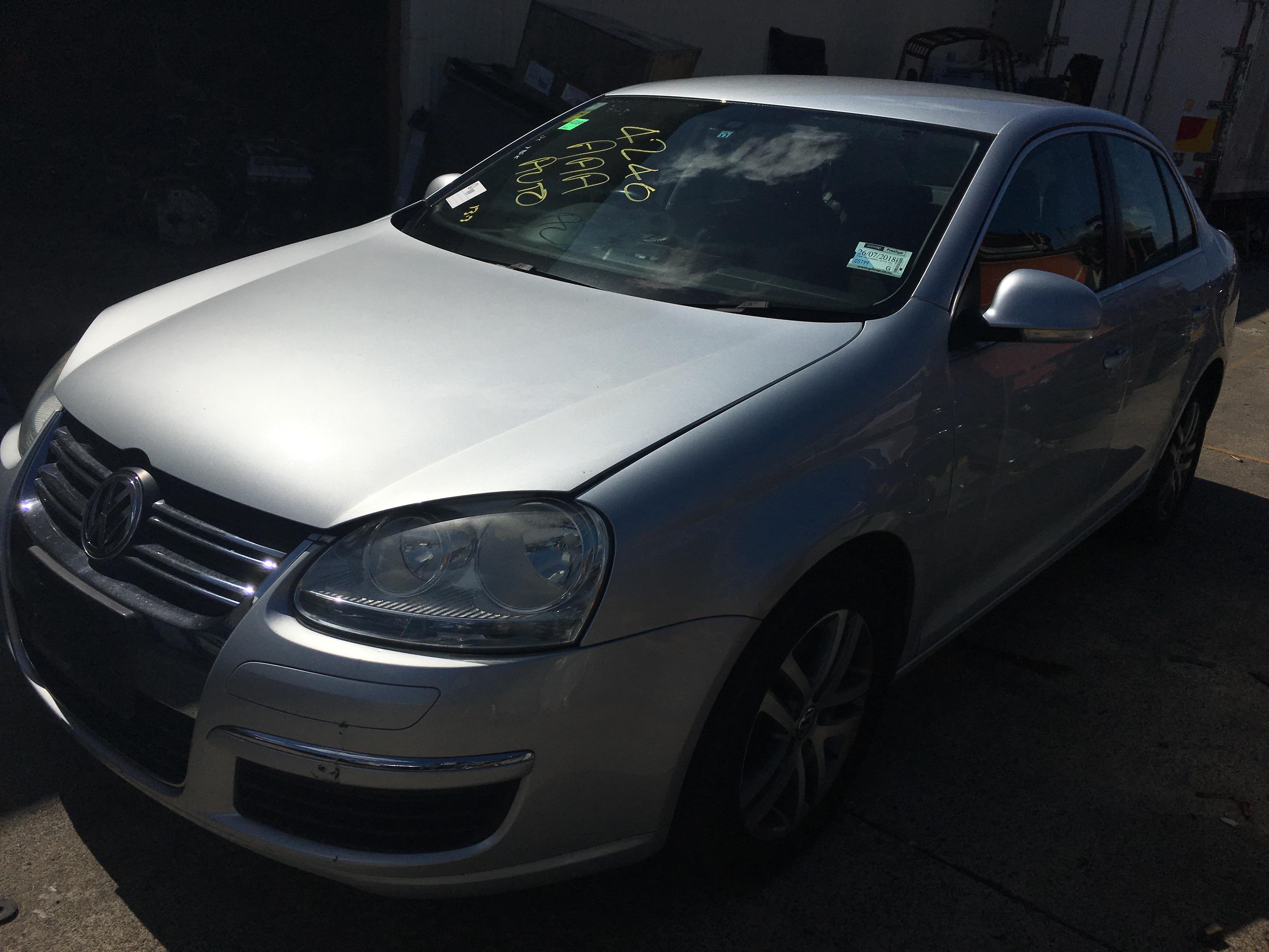 VW Jetta 2008