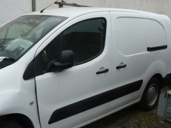 Peugeot Partner 2012