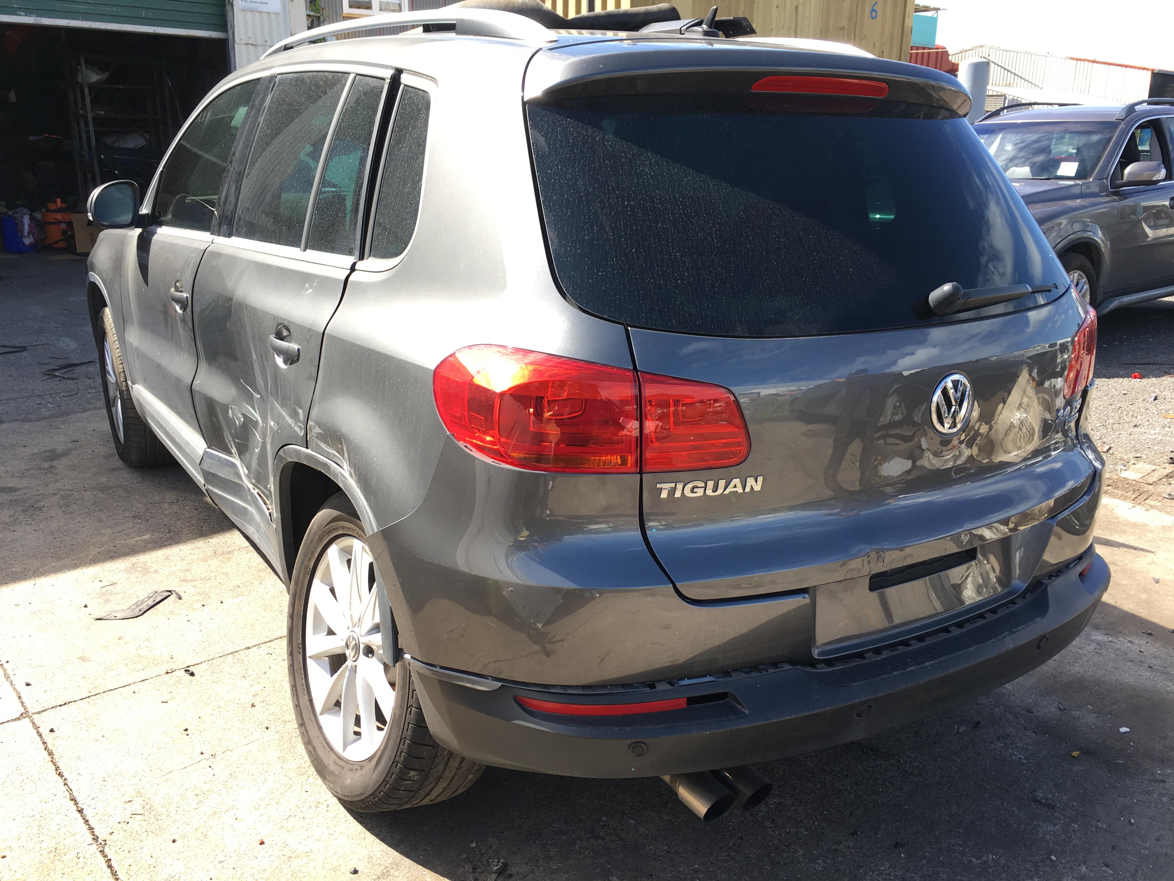 VW Tiguan 2014