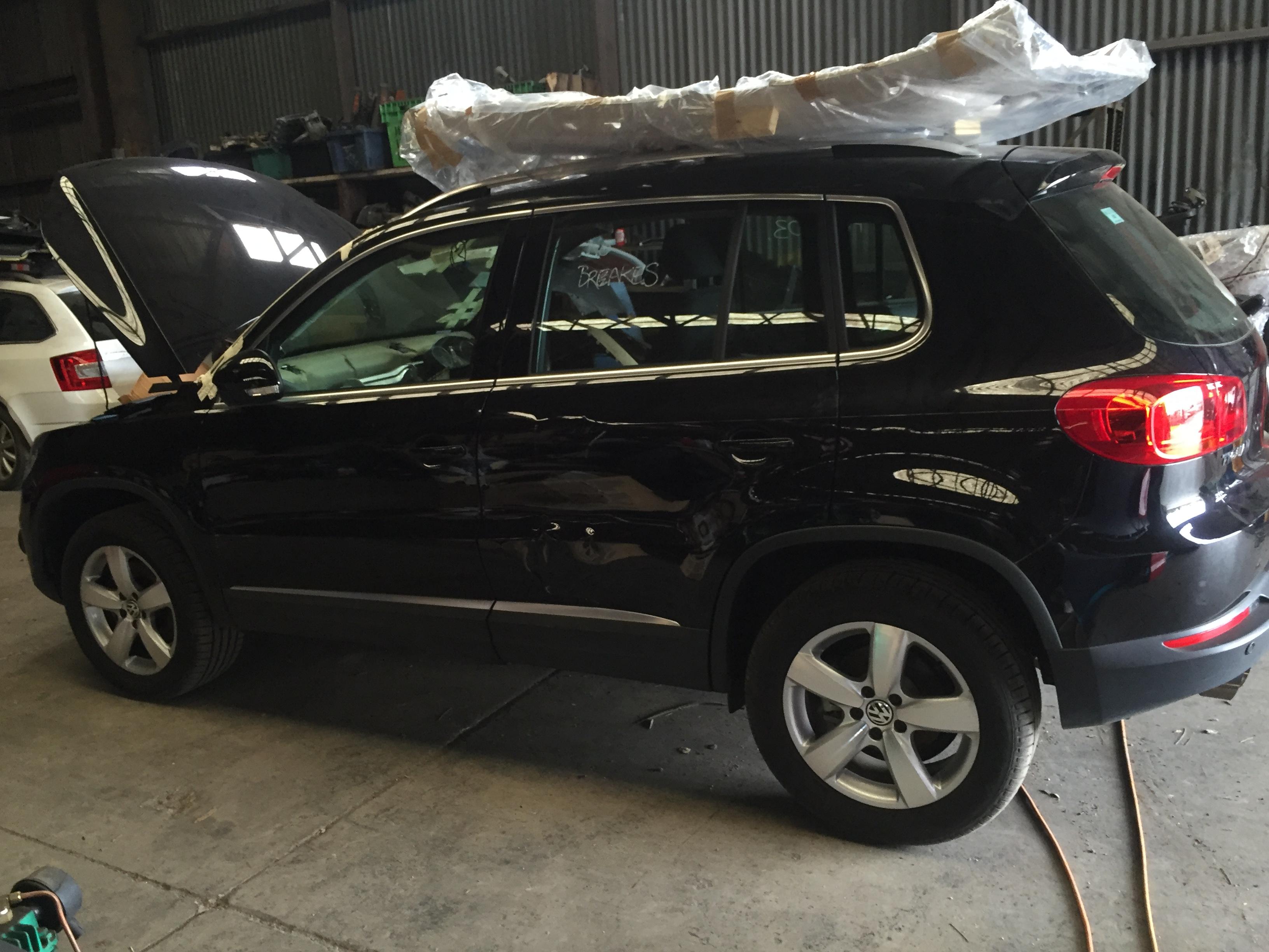 VW Tiguan 2014 1.4 Tsi