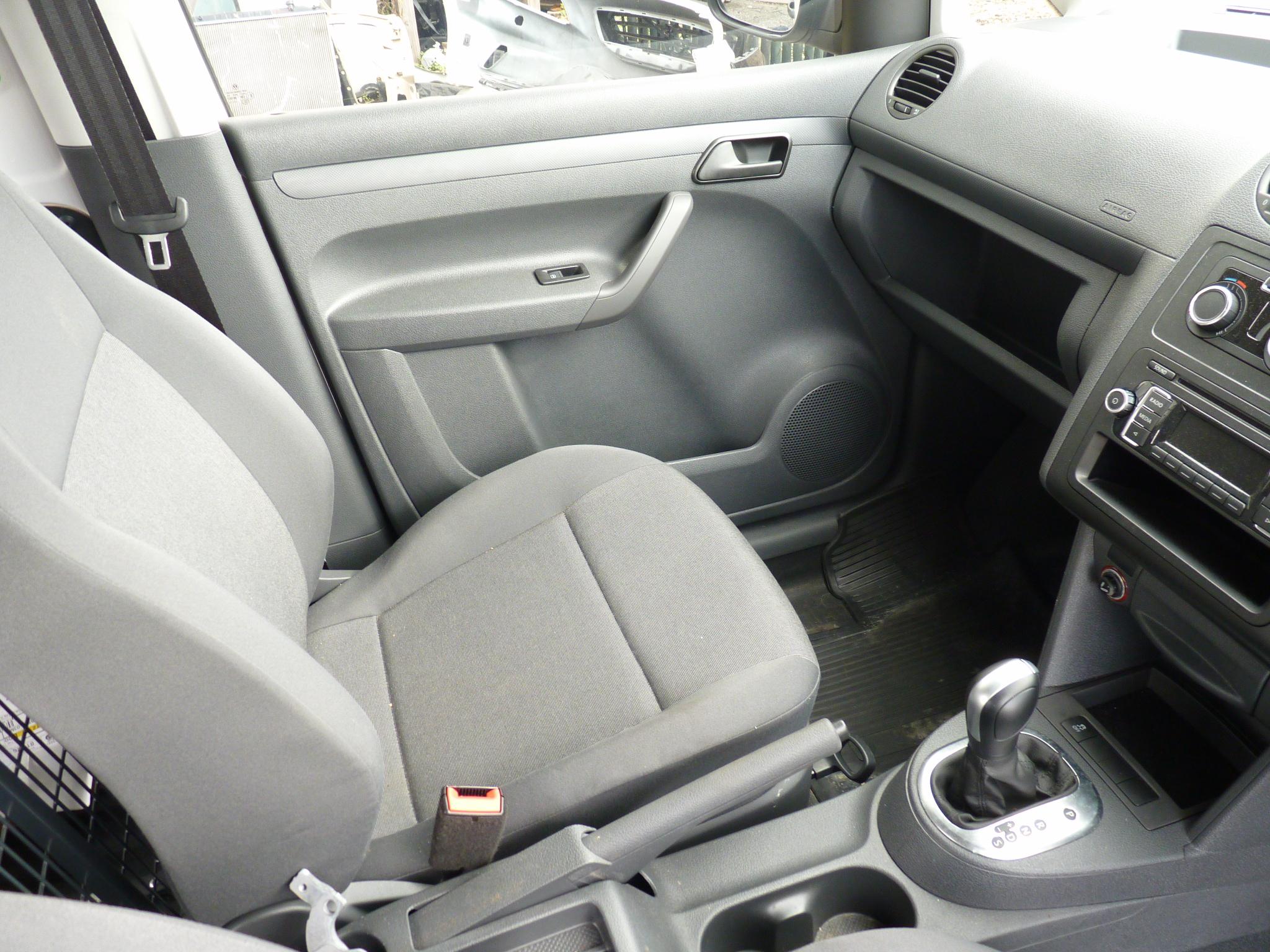 VW Caddy 2015