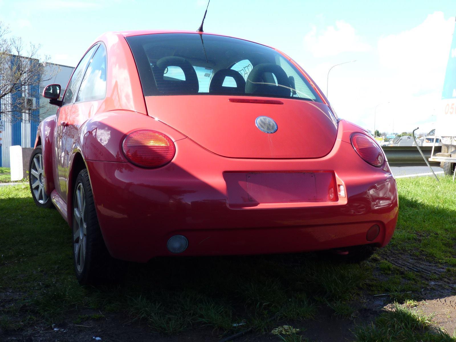 vw beetle 2002