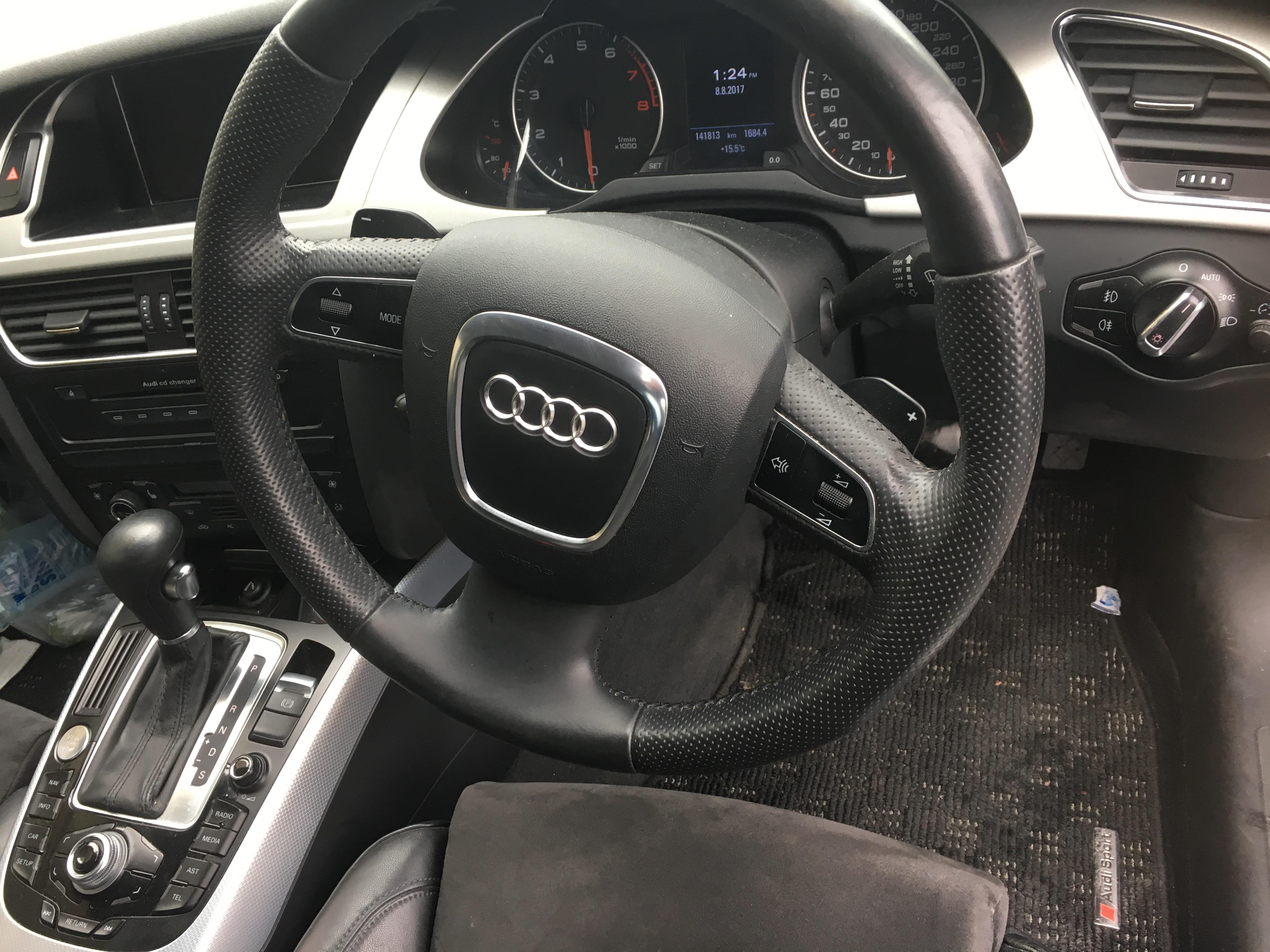 Audi A4 2008 3.2 Sedan