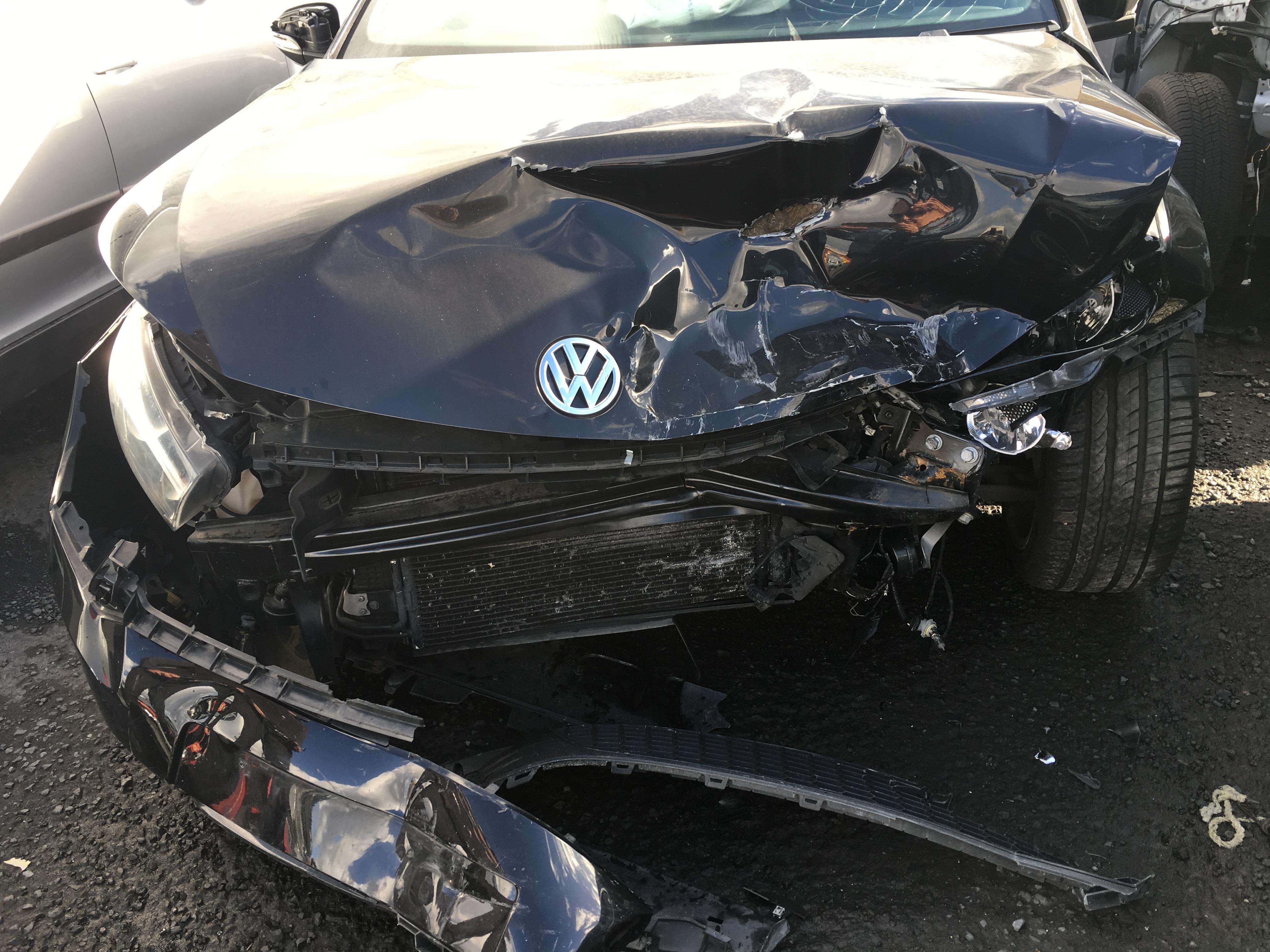 VW Scirocco 2010