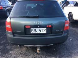 Audi Allroad 2002