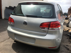 VW Golf 6 2009