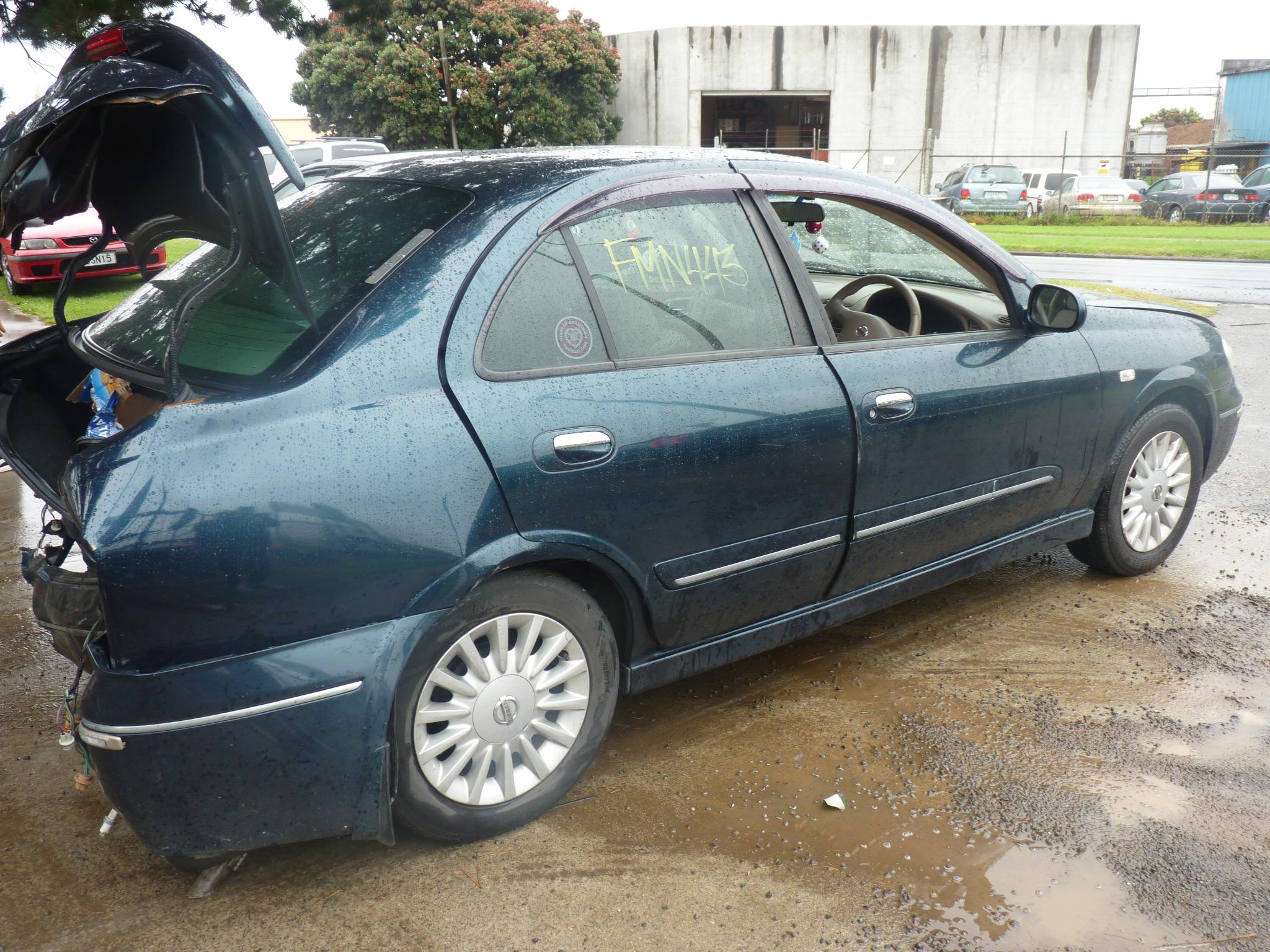 Nissan Bluebird Sylphy 2003