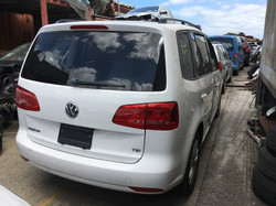 VW Touran 2014