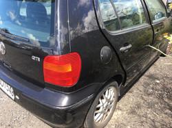 VW Polo 2001 1.6 Gti