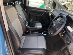 VW Caddy 2011