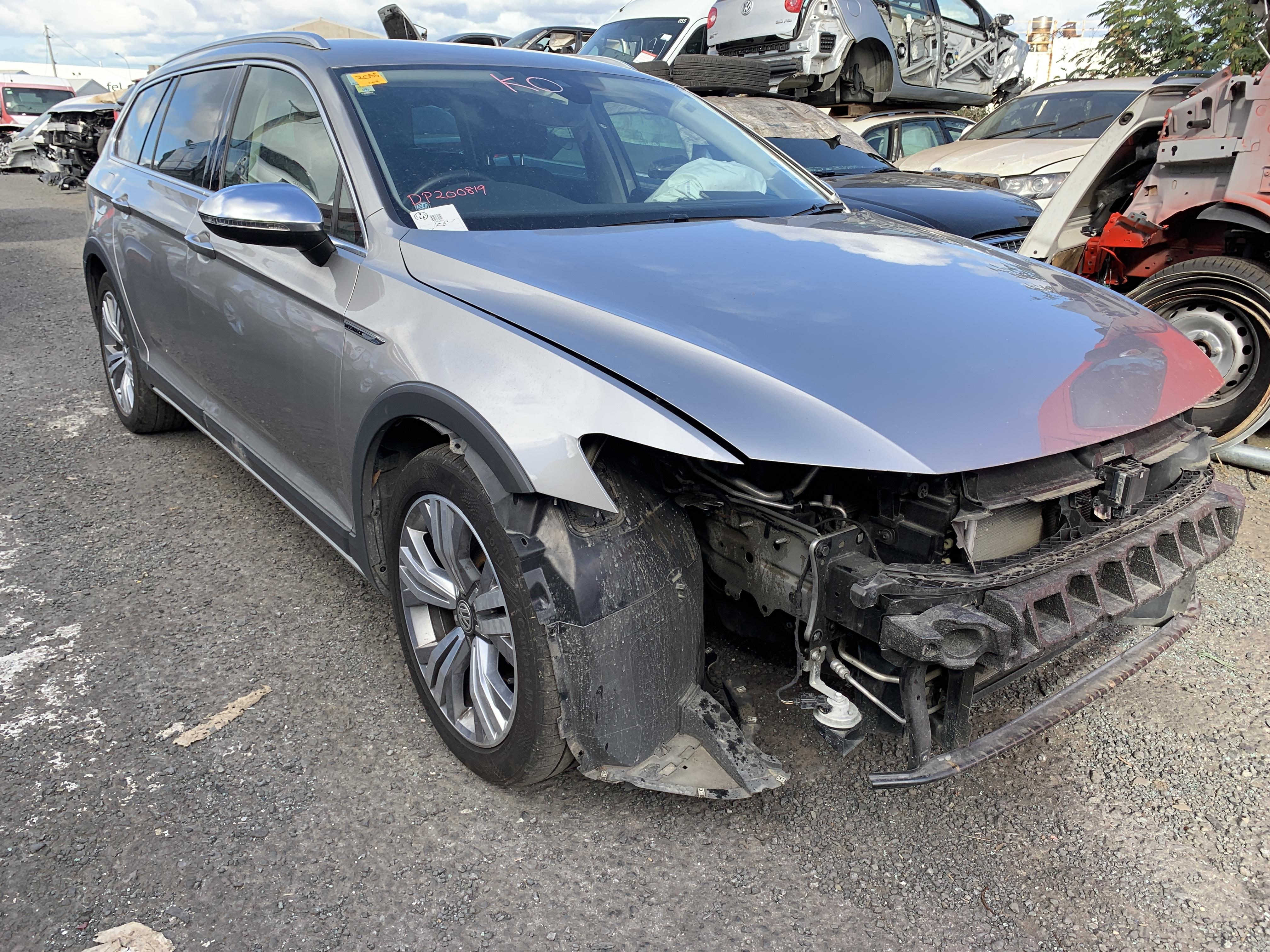 VW Passat Alltrack 2017