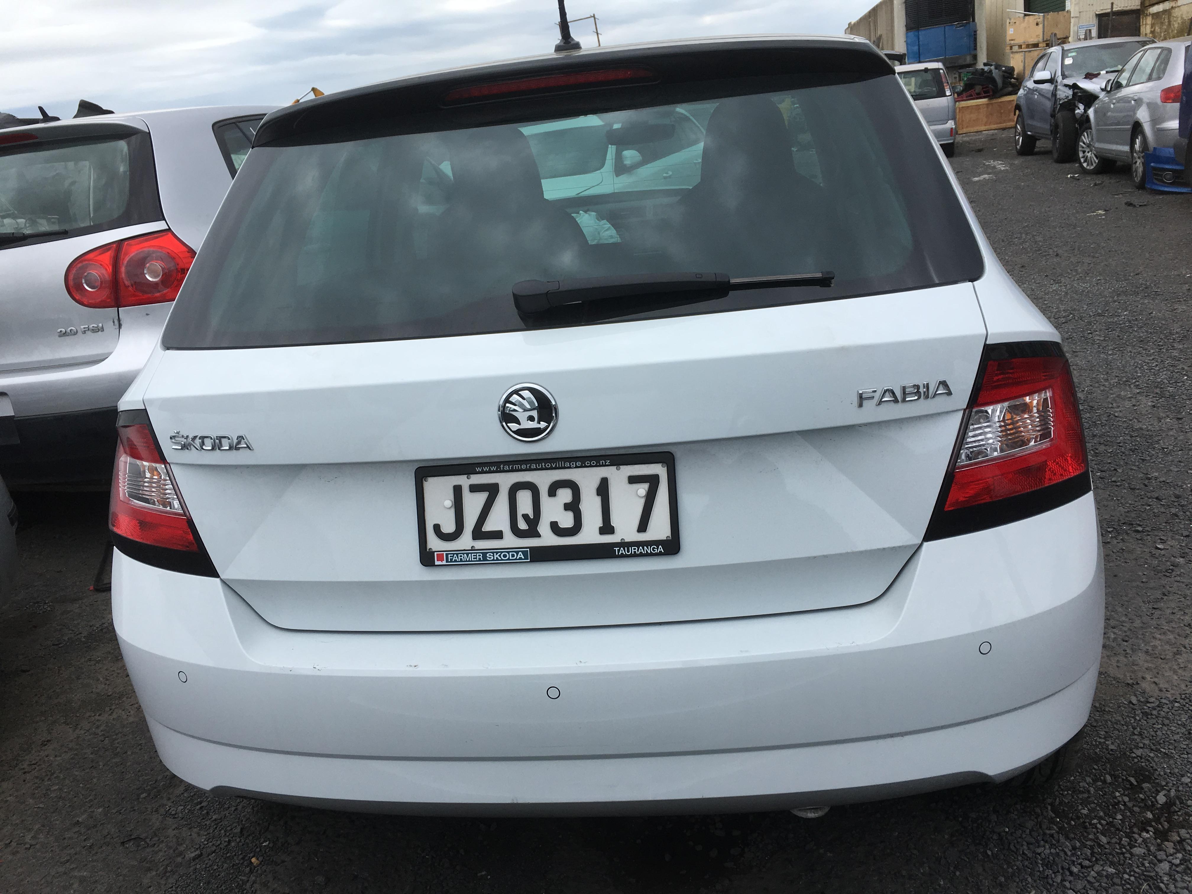 Skoda Fabia 2016