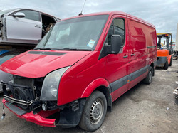 VW Crafter 2008