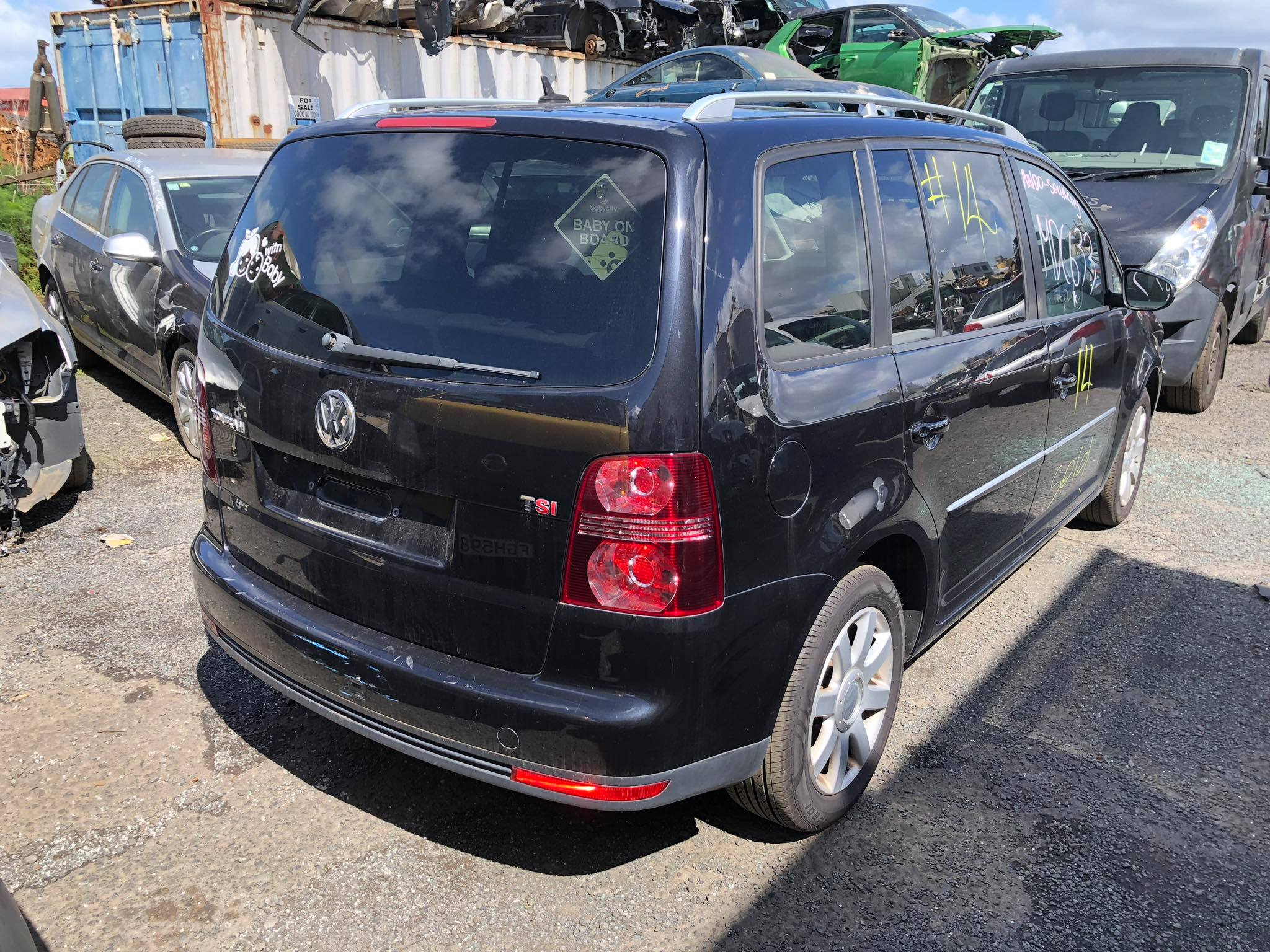 VW Touran 2009