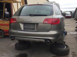 Audi Allroad V8 2006 parts