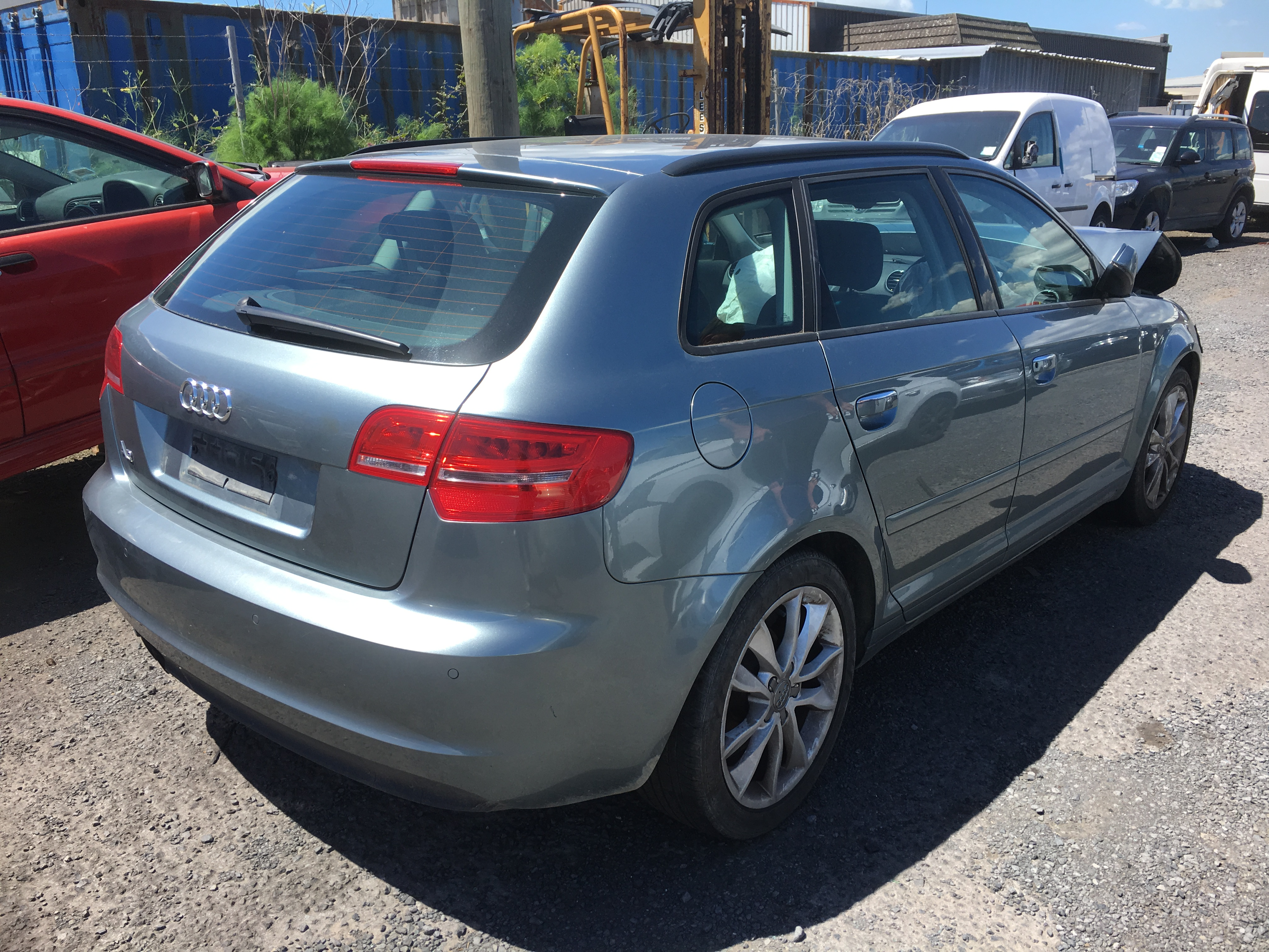 Audi A3 2011 Sportback 1.4