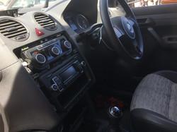 VW Caddy 2013
