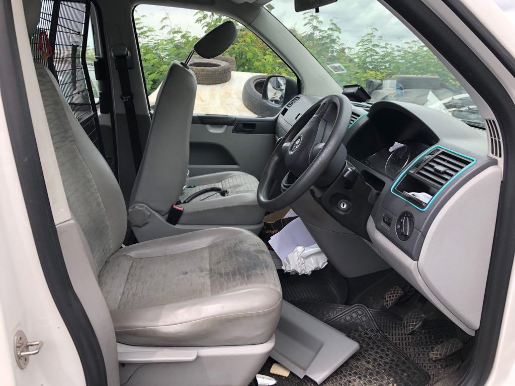 VW T5 2013