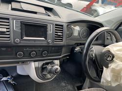 VW T6 Transporter 2016