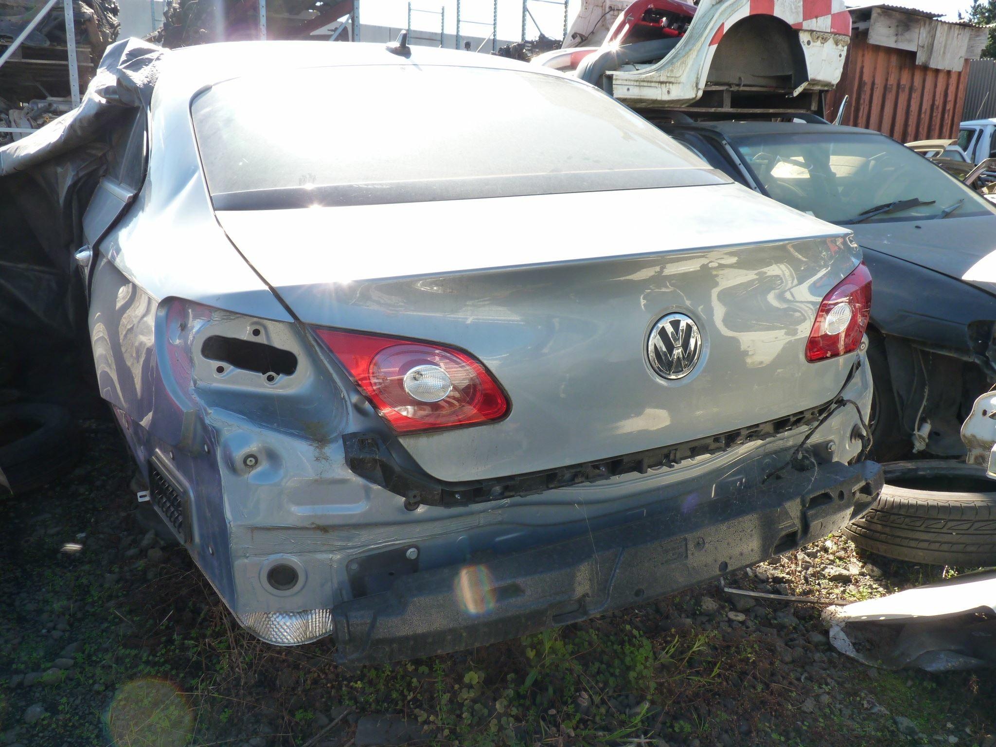 VW CC Passat 2011