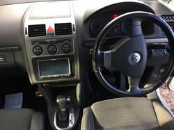 VW Touran 2007 1.4 Tsi