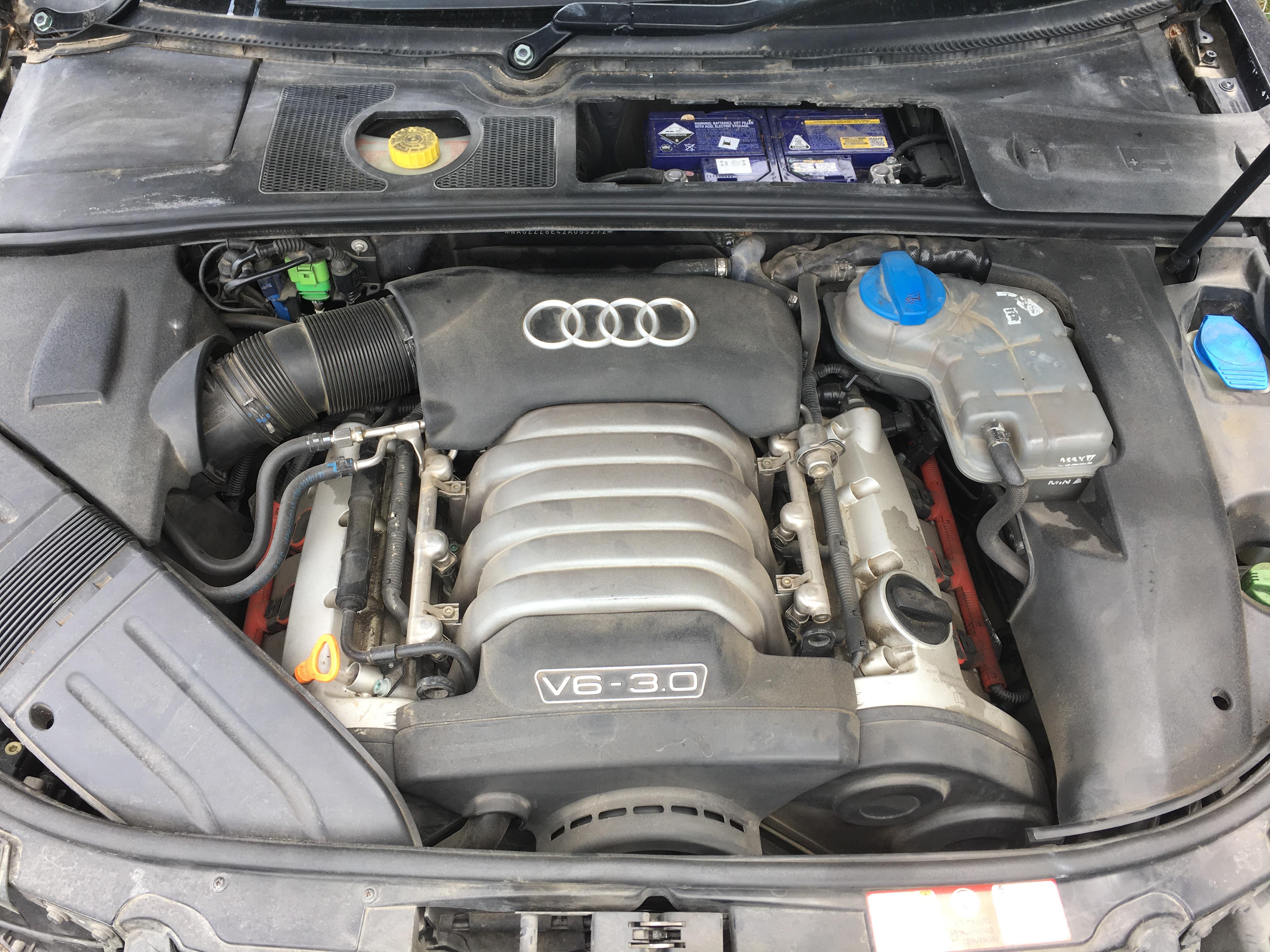 Audi A4 ASN Engine