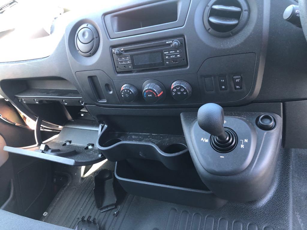 Renault Master 2018