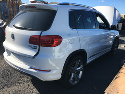 VW Tiguan 2013